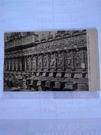 Peru Postcard  Cuzco Cathedral Interior - Peru
