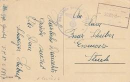 Ansichtskarte Von FPNr. 01847, Gebirgs-Division 1941 - Besetzungen 1938-45