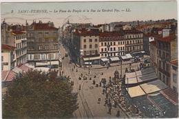 Saint Etienne Lot De 6 Cartes - Saint Etienne