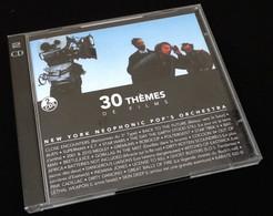 CD (2)   30 Thèmes De Films New York Neophonic Pop's Orchestra (1992) - Musique De Films