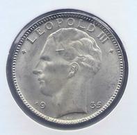 LEOPOLD III * 20 Frank 1935 Frans/vlaams  Pos.B * Prachtig / FDC * Nr 9849 - 1934-1945: Leopold III