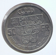 LEOPOLD III * 50 Frank 1939 Vlaams/frans  Pos.B * ZONDER KRUIS OP KROON * Nr 9850 - 1934-1945: Leopold III