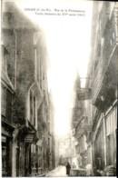 Dpt 22 Dinan Rue De La Poissonnerie Vieille Rotisserie Du XV 1441 - Dinan