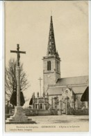 Dpt 22 Kermoroch Eglise Et Le Calvaire Ed Hamon - France