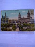Uruguay Montevideo Cathedral& Plaza Constitucion - Uruguay