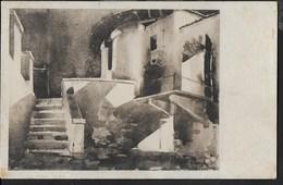 CASTELLO DI ROVERETO - ACQUARELLO - MUSEO STORICO DI GUERRA - FORMATO PICCOLO - VIAGGIATA DA FOLGARIA 25.09.1922 - Castelli