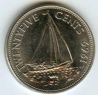 Bahamas 25 Cents 1969 KM 6 - Bahamas