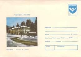 Judetul Mures Sovata Cod 031/92 - Maximum Cards & Covers