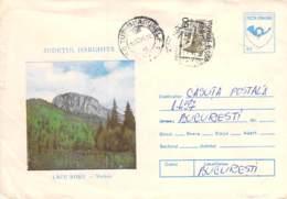 Judetul Harghita Lacul Rosu Cod 048/92 - Maximum Cards & Covers