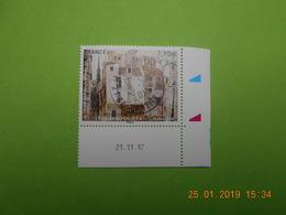FRANCE 2018 YTN° 5200  LEONARD FOUJITA (1886-1968)   Timbre Neuf Oblitéré Cachet Rond Daté - France