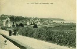 Dpt 22 St-Cast La Descente A La Plage No1057 Ed HLM - Saint-Cast-le-Guildo
