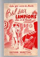 Partition Bal Aux Lampions Step Par Ch. Demaele - Le Plus Gros Succès Du Musette - Partitions Musicales Anciennes