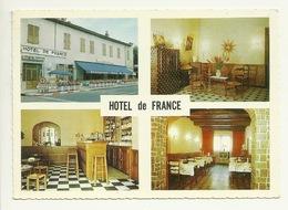 38 - SAINT MARCELLIN / HOTEL DE FRANCE - Saint-Marcellin