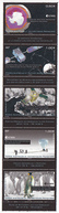 TAAF 632 636 Bande CNES 2012 Neufs ** TB MNH Prix De La Poste 4.65 - Nuevos
