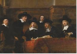 KG20 Rembrandt 'Syndics Of The Drapers'Guild' - Schilderijen