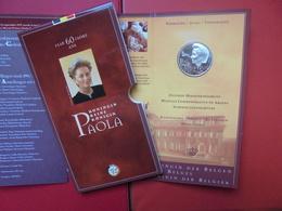 """BELGIQUE 250 Francs 1997 ARGENT QUALITE """" PROOF"""" - 07. 250 Francs"""