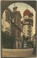 98663 Bad Colberg - Heldburg - Veste Schlosshof - Verlag Bernh. Biedermann Heldburg - Bad Colberg-Heldberg