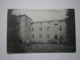 34 La Salvetat, Chateau Seigneurial De Peyrelade (7834) - La Salvetat