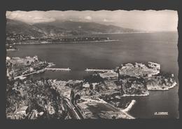 Monaco / Principauté De Monaco - Vue Générale - Au Loin, Le Cap Martin Et L'Italie - Monaco
