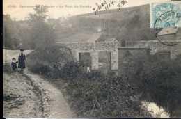 Dpt 22 Treguier Ponts Le Pont Du Guindy No1595 - Tréguier