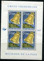 BELGIQUE - BLOC FEUILLET N° 34  * BOURDON DE LA PAIX - TB - Blocs 1924-1960