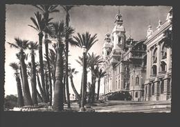 Monaco - Le Casino Et Les Terrasses - Casino