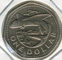 Barbades Barbados 1 Dollar 1979 KM 14.1 - Barbades
