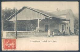 13 PLAN D'ORGON La Gare - France