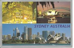 """CPM SYDNEY ( AUSTRALIE ) """" Les Icones De Sydney - Multivues """" - Sydney"""