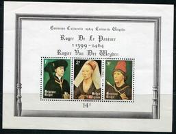 BELGIQUE - BLOC FEUILLET N° 36 * * ROGER DE LE PASTURE - LUXE - Blocs 1924-1960