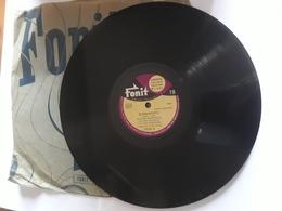Fonit  - 1955   Nr. 14650. Giacomo Rondinella - 78 G - Dischi Per Fonografi