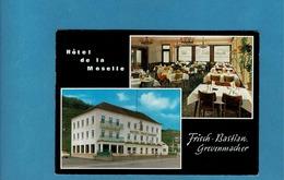 HOTEL DE LA MOSELLE FRICH BASTIAN GREVENMACHER - Autres