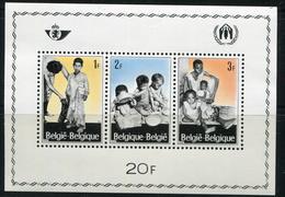 BELGIQUE - BLOC FEUILLET N° 43 * * REFUGIÉS - LUXE - Blocs 1924-1960