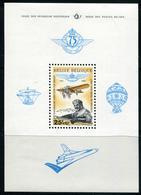 BELGIQUE - BLOC FEUILLET N° 49 * * 75 ANS AERO CLUB ROYAL DE BELGIQUE - LUXE - Blocs 1924-1960