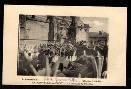 51 - LA NEUVILLE AU PONT - Le Portail De L'Eglise - France
