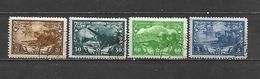 1943 - N. 905/08 USATI (CATALOGO UNIFICATO) - Used Stamps
