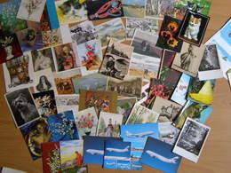 Lot De 300 Cartes Postales Fantaisie Diverses - Cartes Postales