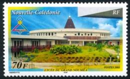 NOUV.-CALEDONIE 2003 - Yv. 893 NEUF   Faciale= 0,59 EUR - Lycée Du Grand Nouméa  ..Réf.NCE24256 - Nueva Caledonia