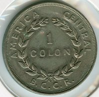Costa Rica 1 Colone 1978 KM 186.2 - Costa Rica