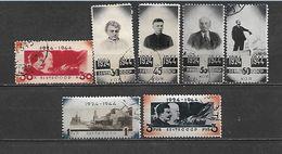 1944 - N. 953/59 USATI (CATALOGO UNIFICATO) - Used Stamps