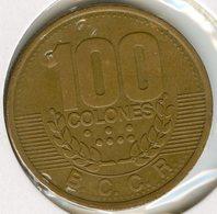Costa Rica 100 Colones 1995 KM 230 - Costa Rica