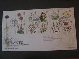 GB FDC 2009  Pflanzen 2760-2869 - FDC