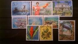 FRANCOBOLLI STAMPS GIAMAICA JAMAICA 1972 USED LOCAL MOTIVE MOTIVI LOCALI - Giamaica (1962-...)