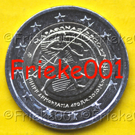 Griekenland - Grèce - 2 Euro 2010 Comm. - Griekenland