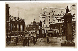 CPA - Carte Postale Royaume Uni - London-The Mansion House-1945-VM31 - London