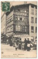 71 - MACON - Maison De Bois - 1911 - Macon