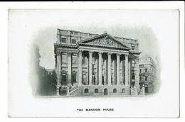 CPA - Carte Postale Royaume Uni - London-The Mansion House--VM33 - London