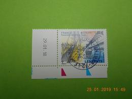 FRANCE 2018 YTN° 5218  EUROPA  PONTS   Timbre Neuf Oblitéré Cachet Rond   Daté - Used Stamps
