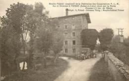 71- PRISSE - MOULIN FEDERAL COOPERATIF P.L.M. - France
