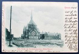 Poland / Polen / Polska: Gleiwitz (Gliwice), Kath. Kirche Der Huldschinsky'schen Hütten-Kolonie 1901 - Poland
